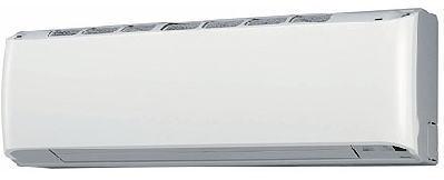 サンヨーエアコンDSシリーズ室内機クールホワイト