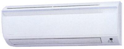 2007年ダイキンエアコンのPシリーズ室内機ホワイト