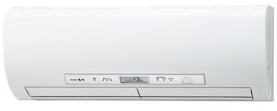 2007年三菱エアコンのSWシリーズ室内機