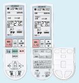 2007年三菱エアコンのSWシリーズリモコン