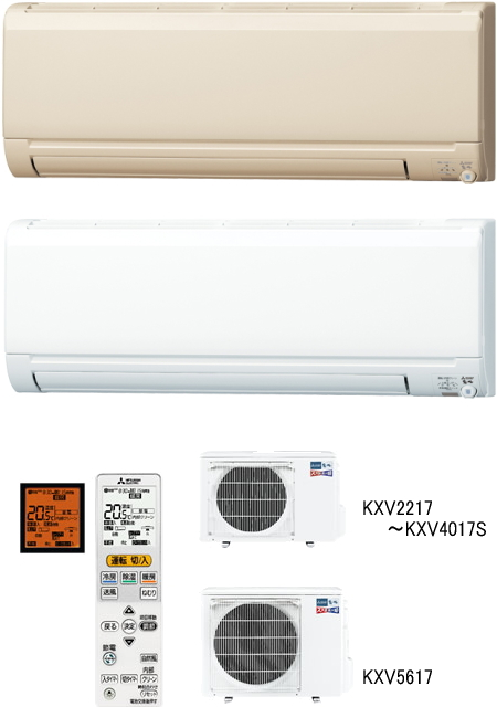 KXVシリーズの画像
